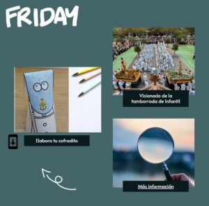 Semana Cultural Friday