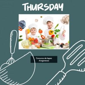 Semana Cultural Thursday