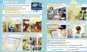 Young Detectives Class Book Answers